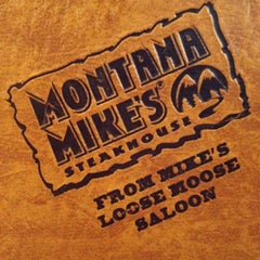 Photo taken at Montana Mike's by Mark S. on 8/5/2012