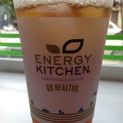 Photo taken at Energy Kitchen by Betsy M. on 6/8/2012
