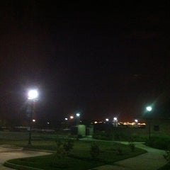 Photo taken at Prien Lake Park by Joshua T. on 5/3/2012