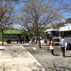 Photo taken at Food Truck Extravaganza by Dan on 4/25/2012