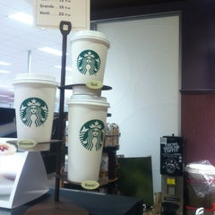 Photo taken at Starbucks by Samantha Z. on 3/9/2012