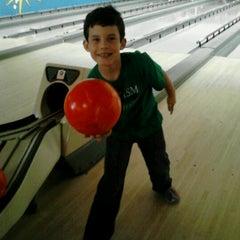 Photo taken at Gage Bowls by Marisa S. on 3/19/2012