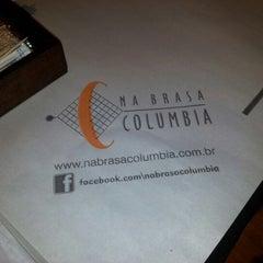Photo taken at Na Brasa Columbia by Jose D. on 8/22/2012