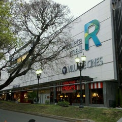 Photo taken at Recoleta Mall by Gustavo M. on 10/4/2011