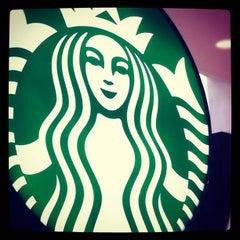 Photo taken at Starbucks by Ryan K. on 1/28/2012