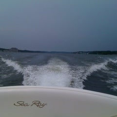 Photo taken at On A Boat by Brian Y. on 7/31/2011
