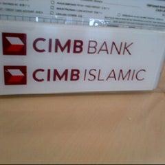 Photo taken at CIMB Bank by cha .. on 11/15/2011