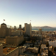 Photo taken at Grandviews Lounge At The Grand Hyatt by Jaimy S. on 9/8/2012