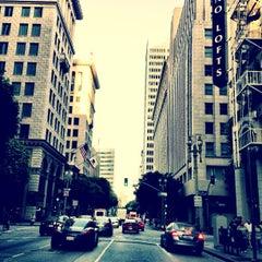 Photo taken at LA Craft Beer Crawl by Matthew T. on 8/20/2012