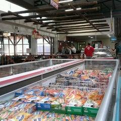Photo taken at Supermercado Guanabara Jardim Do Sol by Ronan d. on 8/5/2012