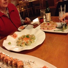 Photo taken at Ichiban Japanese Cuisine by Emily C. on 11/19/2011