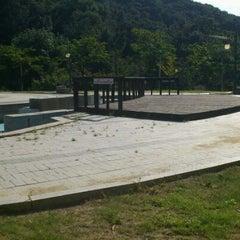 Photo taken at 갈미한글공원 by Sung-Yeon K. on 9/4/2011