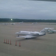 Photo taken at RDU General Aviation Terminal by John H. on 4/28/2012