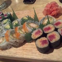 Photo taken at Tokyo Grill & Sushi by Derek D. on 4/18/2012
