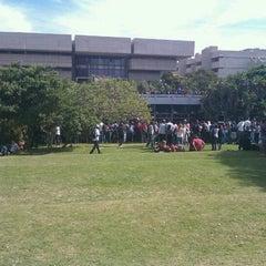 Photo taken at NMMU South Campus by Matthew S. on 5/23/2012