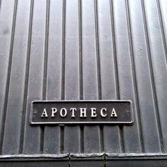 Photo taken at Apotheca by James O. on 6/17/2012