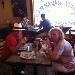 Photo taken at Cafe Navarre by Tom C. on 8/15/2011
