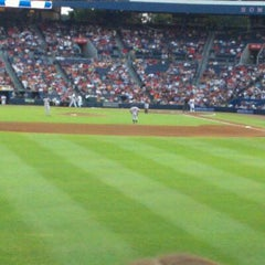 Photo taken at Turner Field Ticket Office by Anthony D. on 8/17/2011