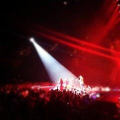 Photo taken at Mohegan Sun Arena by Vadim L. on 9/2/2012