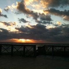 Photo taken at Pavilion @ Palmetto & A1A by Boca H. on 11/13/2011