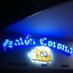 Photo taken at Salón Corona by Edgar C. on 4/4/2012