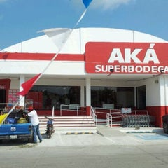 Photo taken at AKA Super Bodega by Poio M. on 11/7/2011