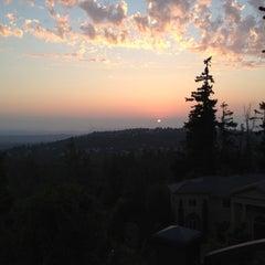 Photo taken at Cougar Mountain City View by David M. on 7/10/2012