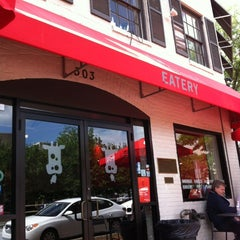 Photo taken at Good Stuff Eatery by Martha F. on 5/10/2012