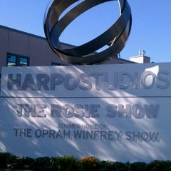 Photo taken at Harpo Studios by James G. on 9/21/2011