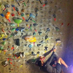 Photo taken at Red Rock Climbing Center by Sarah A. on 11/9/2011