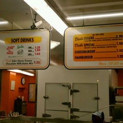 Photo taken at Dick's Drive-In by Christian T. on 8/30/2011