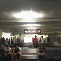 Photo taken at Orlando International Baggage Claim by Gary on 8/8/2011