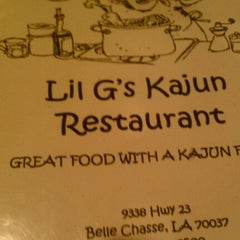 Photo taken at Lil G's Restaurant by Elgin D. on 7/19/2012