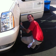 Photo taken at Sun Auto Wash by Brian P. on 11/2/2011