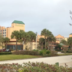 Photo taken at Radisson Resort Orlando - Celebration by Janne S. on 2/19/2012