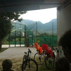 Photo taken at Kamp Danica by Darko H. on 8/4/2012