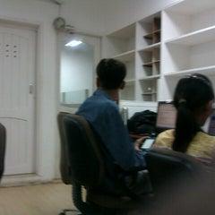 Photo taken at Jay Bhavani Vadapav - Vastrapur by Lssfacebukbvttwo Y. on 7/5/2012