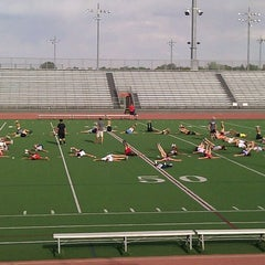 Photo taken at Garry Berry Stadium by Gary K. on 5/30/2012
