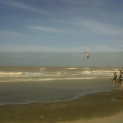 Photo taken at Playa Calle 89 by Carlos E. R. on 1/2/2012