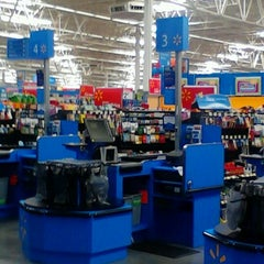 Photo taken at Walmart Supercenter by Temika B. on 7/1/2012