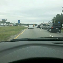 Photo taken at Hwy 501 & Gardner Lacy Rd by April H. on 10/28/2011