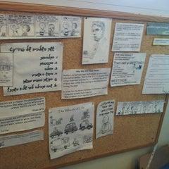 Photo taken at קשב.לאומי by Sharon G. on 11/24/2011