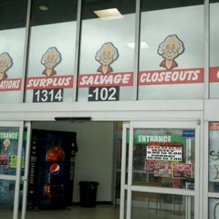 Photo taken at Ollie's Bargain Outlet by Andrew A. on 12/22/2011