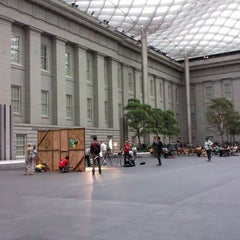 Photo taken at National Portrait Gallery by Katalin E. on 6/6/2012