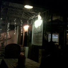 Photo taken at D-To Café by Reza S. on 1/21/2012