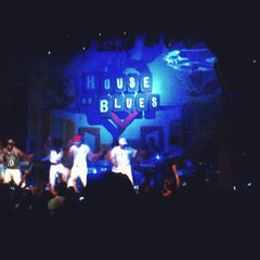 Photo taken at House of Blues New Orleans by LushCoils on 7/6/2012