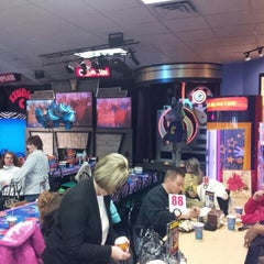 Photo taken at Chuck E. Cheese's by Adam D. on 1/14/2012