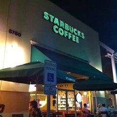Photo taken at Starbucks by shawn r. on 3/25/2011