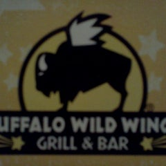Photo taken at Buffalo Wild Wings by Amanda B. on 10/30/2011