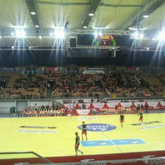 Photo taken at Olympiahalle by Andreas L. on 4/5/2012